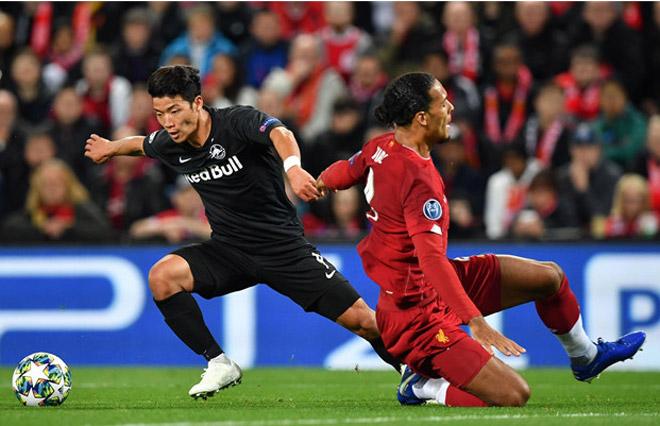 Sao trẻ châu Á từng đấu Công Phượng, lừa cả Van Dijk khiến Liverpool hú hồn cúp C1 - 1
