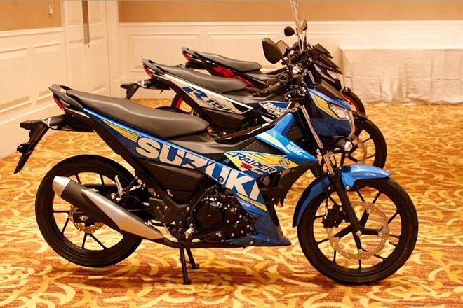 Suzuki Việt Nam triệu hồi hàng loạt xe máy Raider 150 FI