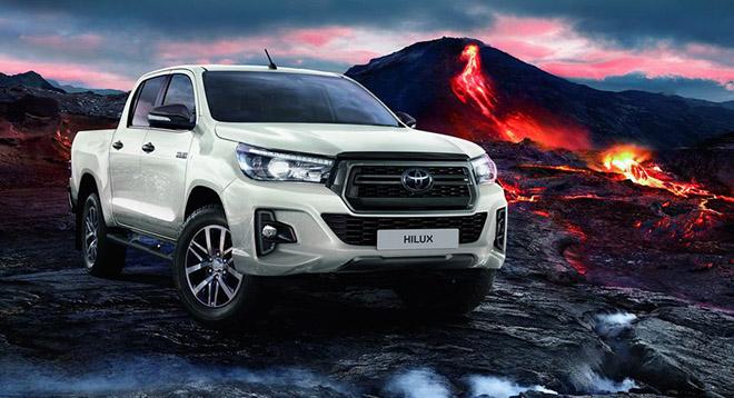 Toyota HiLux được cập nhật hệ thống an toàn chủ động và Stop-Start - 3