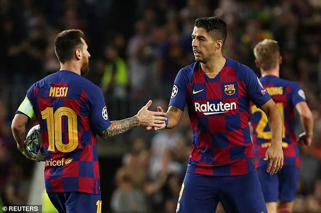 Đêm diễn của siêu sao Cúp C1: Ngất ngây Salah, Suarez, Messi - 3