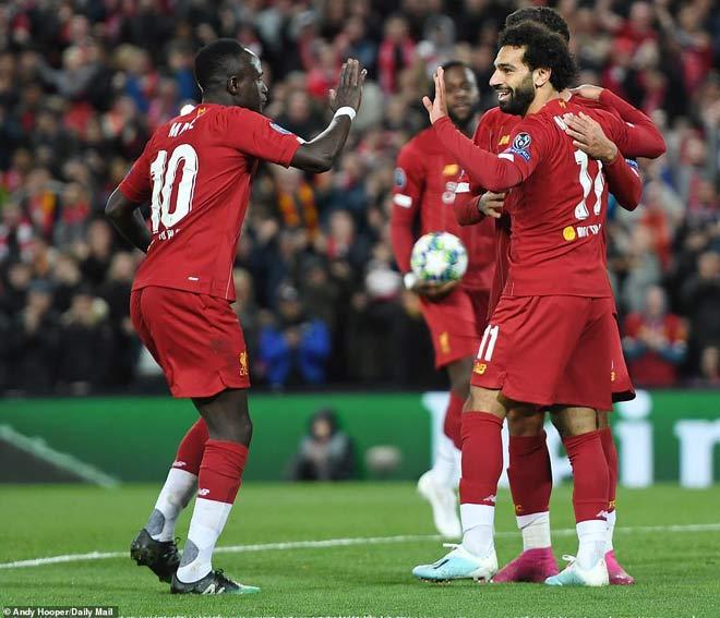 Đêm diễn của siêu sao Cúp C1: Ngất ngây Salah, Suarez, Messi - 7