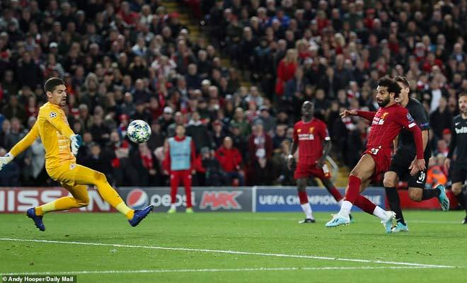 Đêm diễn của siêu sao Cúp C1: Ngất ngây Salah, Suarez, Messi - 4