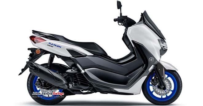 """Yamaha NMAX 2020 sắp trình làng: Trang bị hàng loạt """"vũ khí tối tân"""" - 3"""