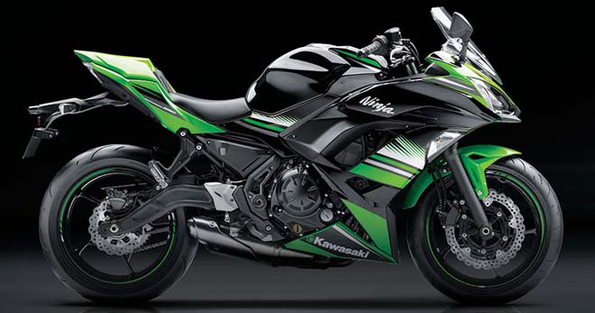 2020 Kawasaki Ninja 650 và Z650 nâng cấp động cơ 4 xy lanh: CBR650R