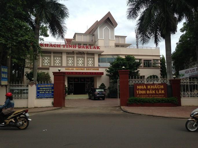 Giám đốc Nhà khách Tỉnh ủy Đắk Lắk đề nghị công an làm rõ thông tin cho rằng ông sàm sỡ - 1