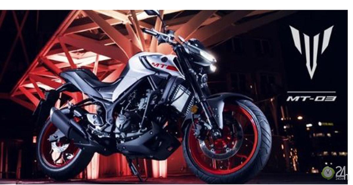 """""""Giải phẫu"""" 5 điểm mới trên Yamaha MT-03 2020"""