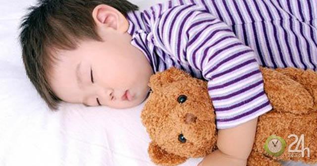 6 lầm tưởng và sự thật về giấc ngủ của trẻ cha mẹ không biết