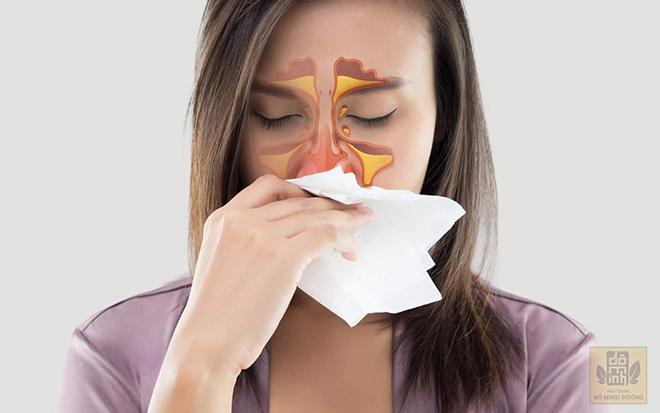 Bệnh viêm mũi xuất tiết là gì? Cách chữa trị hiệu quả từ thảo dược tự nhiên - 1