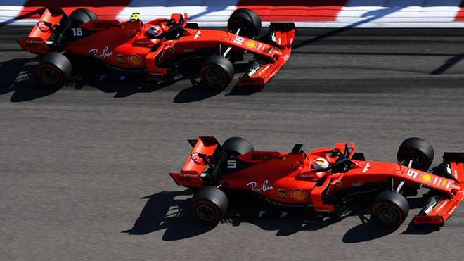 Đua xe F1: Ferrari chuyện bé xé ra to, nội bộ lại lục đục - 1