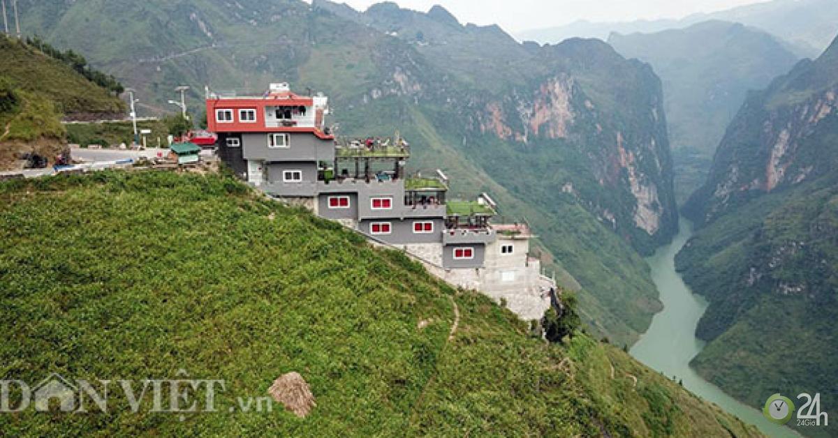 """""""Cái gai"""" trên đỉnh Mã Pí Lèng: Hà Giang chưa từng đề nghị Bộ VHTTDL thẩm định - Tin tức 24h"""