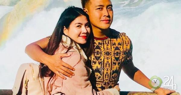 """Vợ chồng Kha Ly, Thanh Duy tham quan """"thiên đường có thật"""" tại Thụy Sỹ - Ngôi sao"""