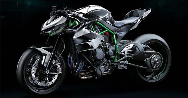Siêu naked-bike Kawasaki Z1000 2020 ra mắt 23/10 tới, được trang bị hàng khủng - 2