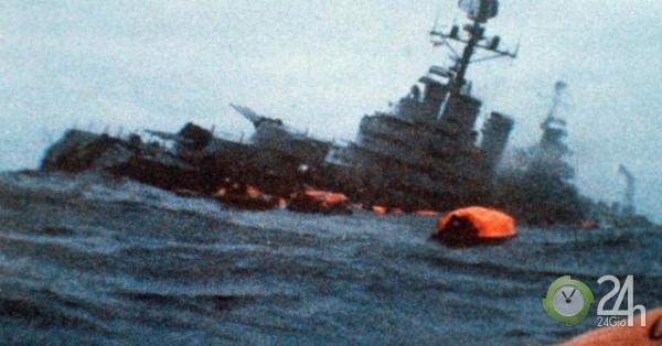 Tàu chiến duy nhất trên thế giới từng bị tàu ngầm hạt nhân đánh chìm-Thế giới