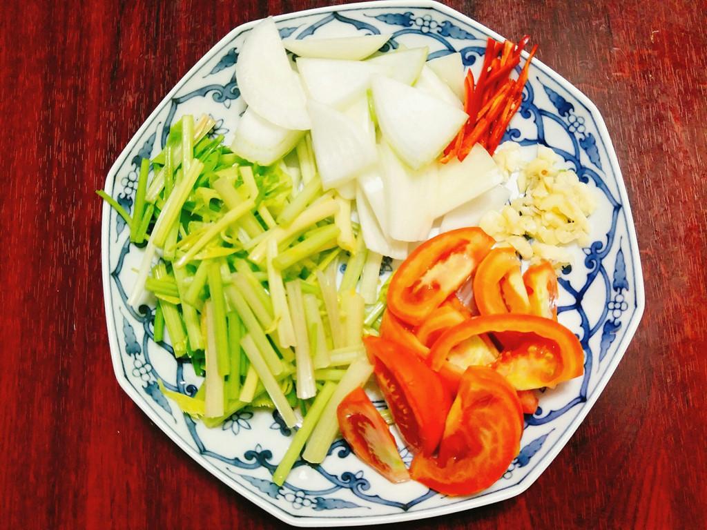 Đánh thức mọi giác quan với món dạ dày xào sa tế - 3
