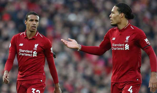 """Liverpool liên tiếp """"chết hụt"""" vẫn số 1 Ngoại hạng Anh, Van Dijk là nguyên nhân? - 2"""