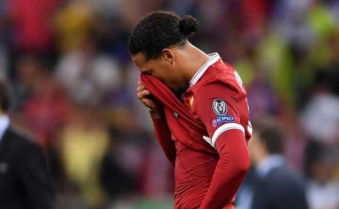 """Liverpool liên tiếp """"chết hụt"""" vẫn số 1 Ngoại hạng Anh, Van Dijk là nguyên nhân? - 1"""