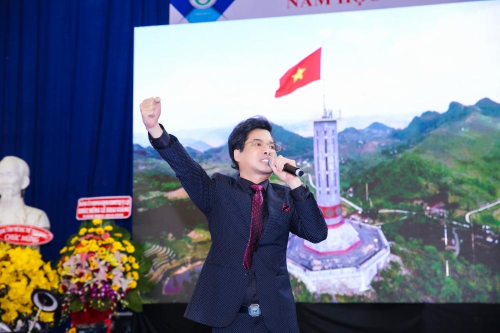 """Sau """"giáo sư âm nhạc"""", Ngọc Sơn thăng chức làm Phó Chủ tịch Hội Thể thao - 2"""