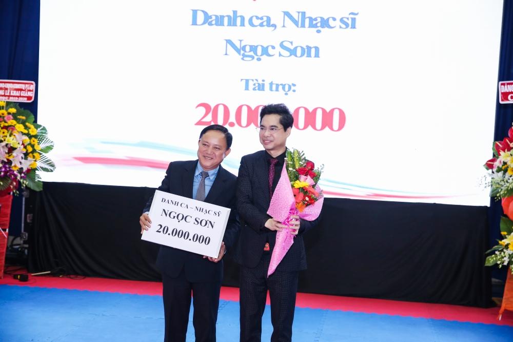 """Sau """"giáo sư âm nhạc"""", Ngọc Sơn thăng chức làm Phó Chủ tịch Hội Thể thao - 3"""
