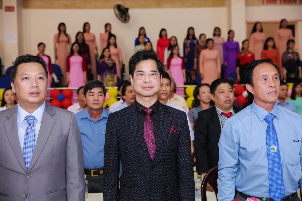"""Sau """"giáo sư âm nhạc"""", Ngọc Sơn thăng chức làm Phó Chủ tịch Hội Thể thao - 6"""