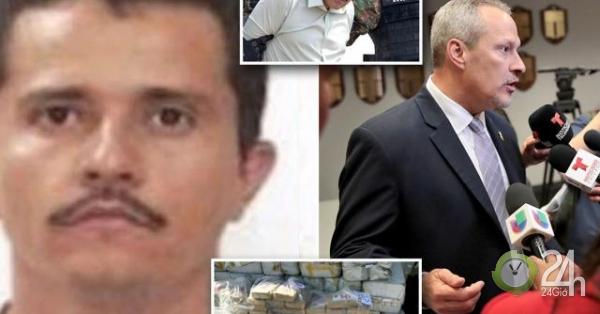 Trùm băng đảng ma túy sở hữu 1 tỷ USD vào hang trốn sự truy lùng của Mỹ