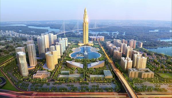 Hà Nội xây dựng thành phố thông minh rộng 272 ha - 1