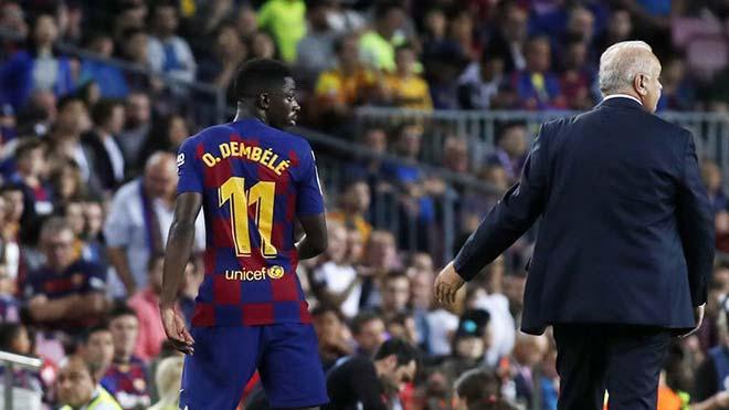 """Barca dính đòn vì SAO trẻ vạ miệng, Messi mất """"cạ cứng"""" trước Siêu kinh điển - 1"""