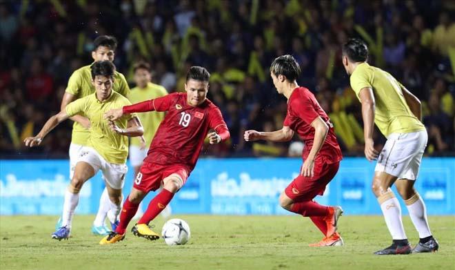 ĐT Việt Nam săn vé World Cup: Thái Lan nhận tin chấn động, thầy Park chờ soán ngôi đầu - 1