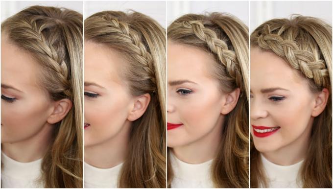 20 Cách tết tóc đẹp đơn giản dễ làm được yêu thích nhất năm 2021 - 7
