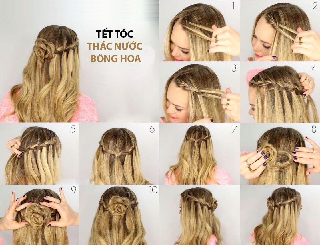 20 Cách tết tóc đẹp đơn giản dễ làm được yêu thích nhất năm 2021 - 12