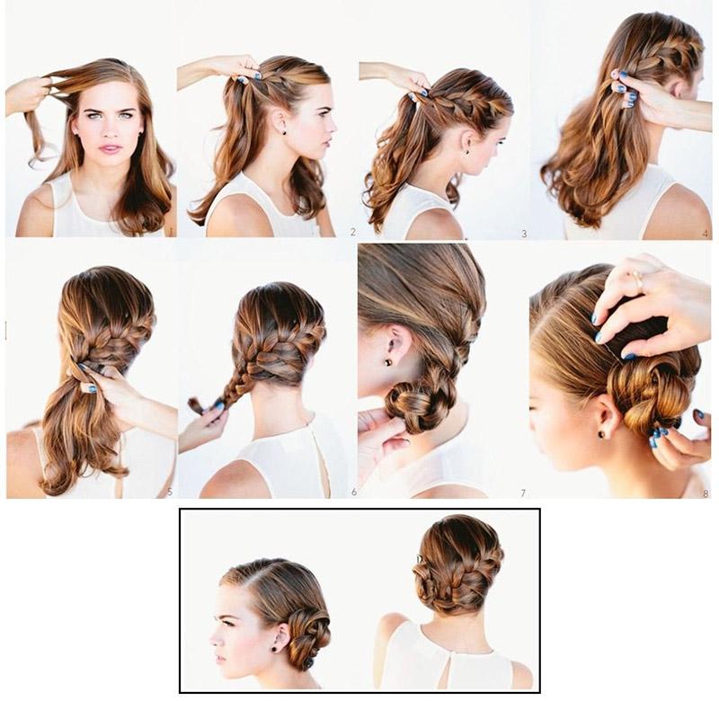 20 Cách tết tóc đẹp đơn giản dễ làm được yêu thích nhất năm 2021 - 14