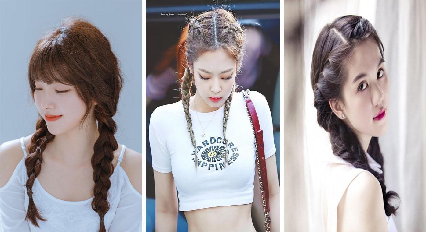 20 Cách tết tóc đẹp đơn giản dễ làm được yêu thích nhất năm 2021 - 8