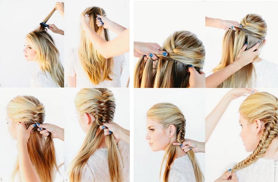 20 Cách tết tóc đẹp đơn giản dễ làm được yêu thích nhất năm 2021 - 18