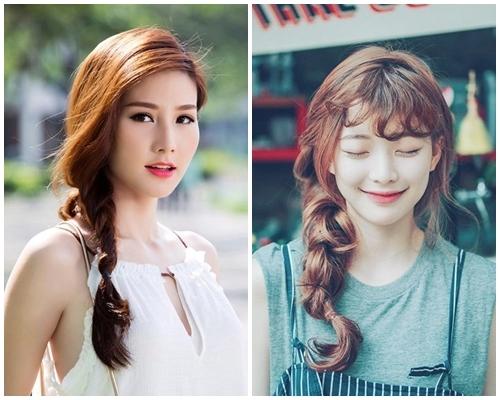 20 Cách tết tóc đẹp đơn giản dễ làm được yêu thích nhất năm 2021 - 25