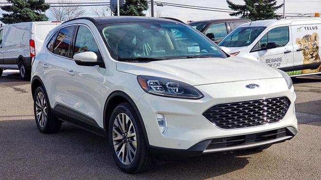 Ford Escape 2020 về Việt Nam, chính thức nhận đặt cọc