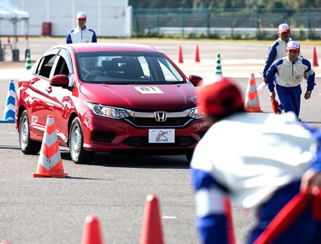 Honda Việt Nam giành chiến thắng thứ 6 tại Cuộc thi Hướng dẫn viên Lái xe an toàn Quốc tế 2019 - 4