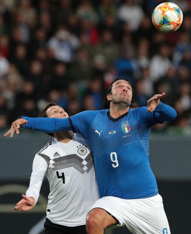Huyền thoại Đức - Italia rượt đuổi siêu hấp dẫn, đại tiệc mãn nhãn 6 bàn - 1