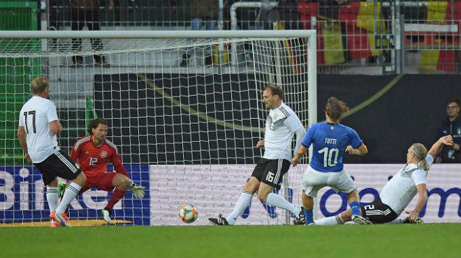 Huyền thoại Đức - Italia rượt đuổi siêu hấp dẫn, đại tiệc mãn nhãn 6 bàn - 3
