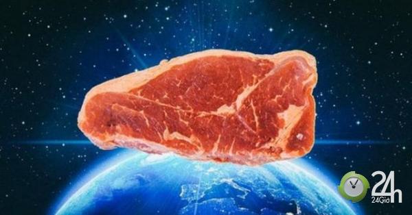 """Israel: """"Hóa phép"""" ra thịt bò mà không cần nuôi con bò"""