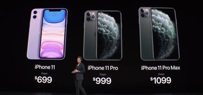 """9 lý do để mua iPhone 11 thay vì cặp """"anh em"""" iPhone 11 Pro - 2"""