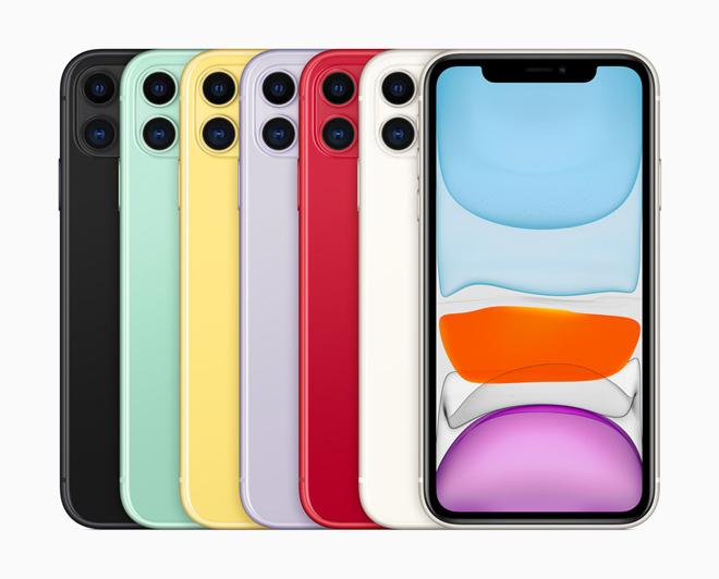 """9 lý do để mua iPhone 11 thay vì cặp """"anh em"""" iPhone 11 Pro - 3"""