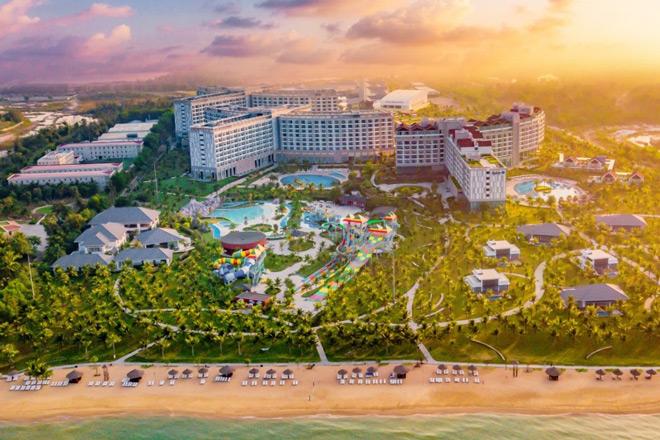 Khám phá Vinpearl Phú Quốc, nơi tổ chức giải thưởng du lịch lớn nhất thế giới - 2
