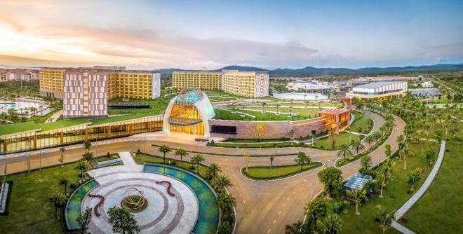 Khám phá Vinpearl Phú Quốc, nơi tổ chức giải thưởng du lịch lớn nhất thế giới - 7
