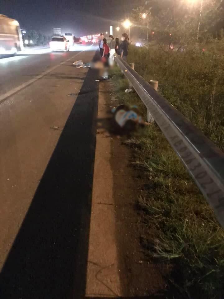 Nghẹn lòng trước gia cảnh của 3 nữ công nhân thương vong khi băng qua đường cao tốc - hình ảnh 1