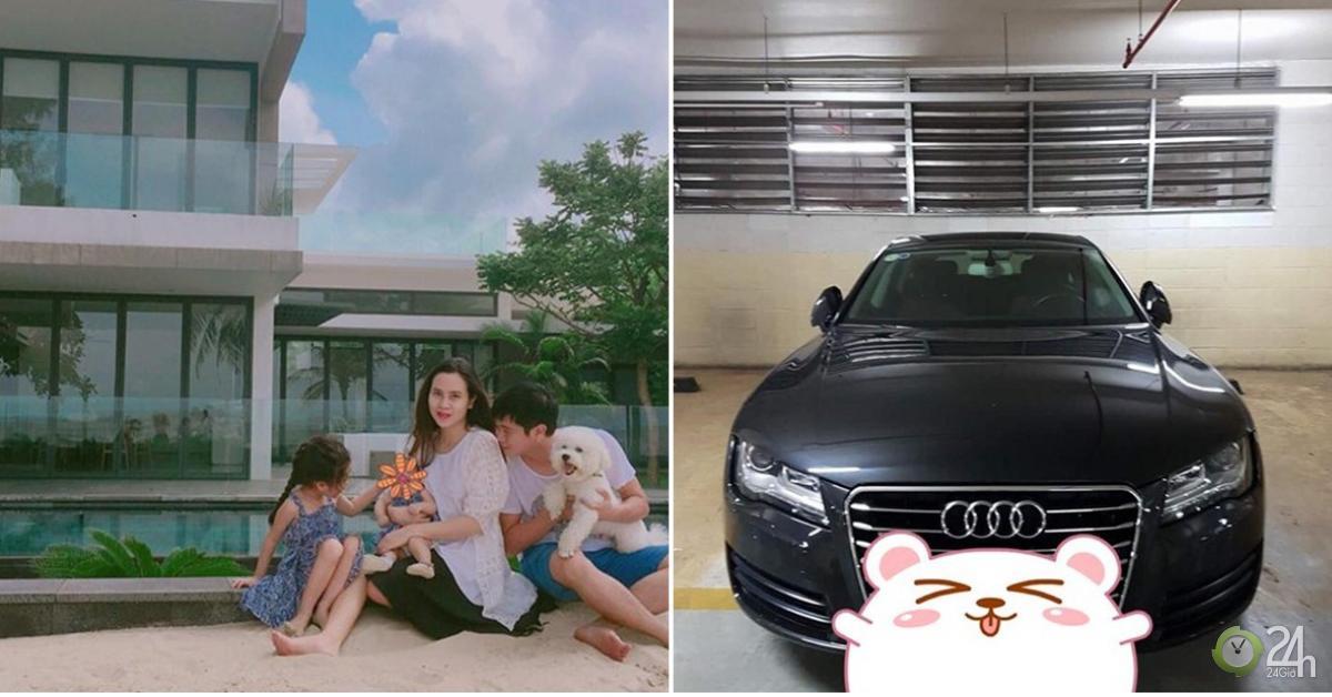 Nhà đẹp, xe sang cùng tài sản chung của Lưu Hương Giang - Hồ Hoài Anh - Ngôi sao