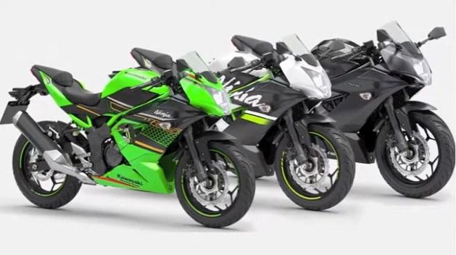 Kawasaki Ninja 125 2020 ra mắt, đối thủ xứng tầm Yamaha YZF-R125 2020