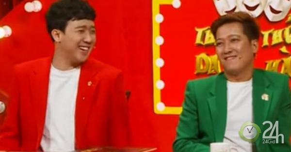 Chỉ nói 1 từ, hai chàng sinh viên khiến Trường Giang, Trấn Thành cười không ngớt - Giải trí