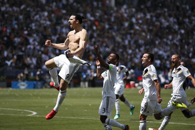 Rooney - Ibrahimovic khuynh đảo nước Mỹ, tranh bàn thắng đẹp nhất năm - 2