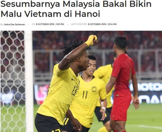 """Malaysia quyết lật đổ vua Đông Nam Á Việt Nam: Báo Mã """"tiếp lửa"""", hù dọa chủ nhà - 2"""