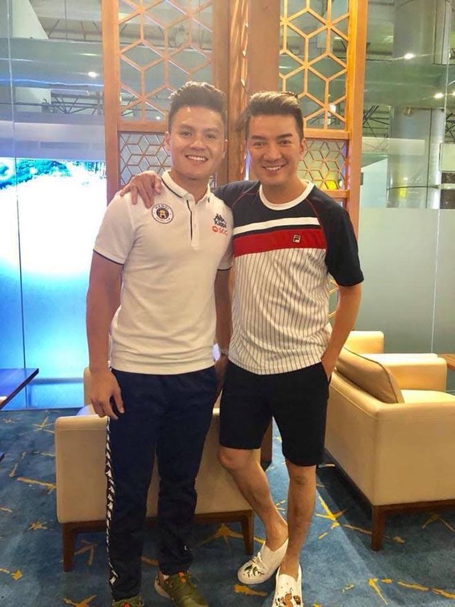 Mr Đàm muốn làm điều đặc biệt cho cả nhà Quang Hải sau bàn thắng tuyệt đẹp vào lưới Malaysia - 2