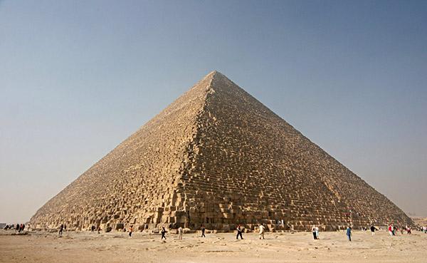 Bí ẩn căn phòng tuyệt mật trong Đại kim tự tháp Ai Cập - 1